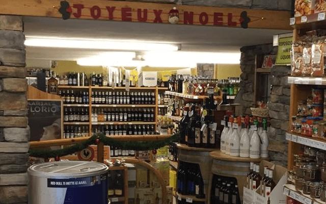Supermercato Claviere